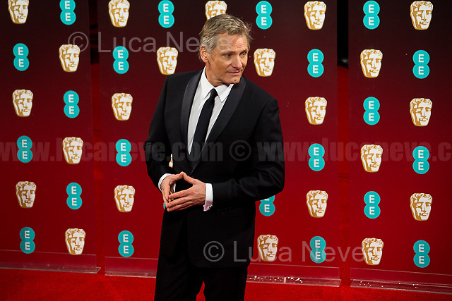 Viggo Mortensen. <br />
