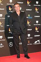 Eduard Fernandez attends the Feroz Cinema Awards 2015 at Las Ventas, Madrid,  Spain. January 25, 2015.(ALTERPHOTOS/)Carlos Dafonte) /NortePhoto<br /> <br /> nortePhoto.com