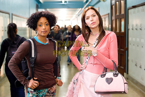 ESSENCE ATKINS & CHRISTINA MURPHY.in Dance Flick.*Filmstill - Editorial Use Only*.CAP/FB.Supplied by Capital Pictures.