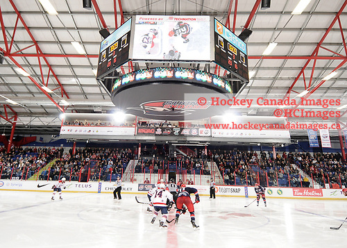 Brooks, AB - May 18 2019 - Semifinal 1 - Brooks Bandits vs. Ottawa Jr. Senators during the 2019 National Junior A Championship at the Centennial Regional Arena in Brooks, Alberta, Canada (Photo: Matthew Murnaghan/Hockey Canada)