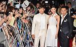 "Nanao,  Byung-hun Lee and Jon M. Chu, May 27, 2013 : Tokyo, Japan : (L-R)Japanese model Nanao, South Korean actor Byung hun Lee and director Jon M. Chu attend the Japan premiere for the film ""G.I.Joe:Retaliation"" in Tokyo, Japan, on May 27, 2013. The film will open on June 7 in Japan. (Photo by Keizo Mori/AFLO)"