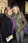 One Life To Live Kim Zimmer and Katrina Bowden (30 Rock) star in Off Broadway's Love Loss, and What I Wore at the Westside Theatre, New York City, New York which plays to March 20. . Fans came out on February 16, 2011 for the show on Wednesday evening . (Photo by Sue Coflin/Max Photos)