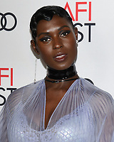 """14 November 2019 - Hollywood, California - Jodie Turner-Smith. AFI FEST 2019 Presented By Audi – """"Queen & Slim"""" Premiere held at TCL Chinese Theatre. Photo Credit: Billy Bennight/AdMedia"""