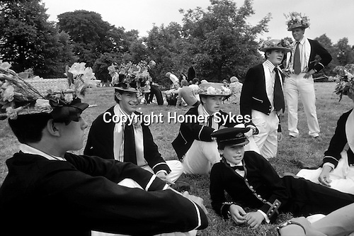 ETON PUBLIC SCHOOL 550TH ANNIVERSARY JUNE 1987<br />