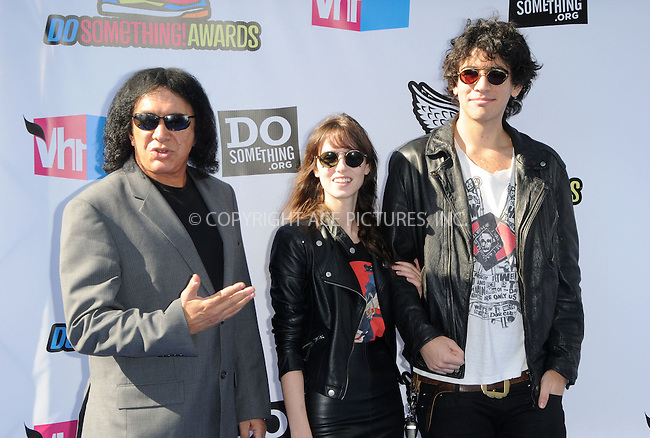 WWW.ACEPIXS.COM . . . . . ....August 14, 2011, LA... Gene Simmons,  Alex Esso and Nick Simmons arrive at the 2011 VH1 Do Something Awards at the Hollywood Palladium on August 14, 2011 in Hollywood, California......Please byline: PETER WEST - ACE PICTURES.... *** ***..Ace Pictures, Inc: ..Philip Vaughan (212) 243-8787 or (646) 679 0430..e-mail: info@acepixs.com..web: http://www.acepixs.com.