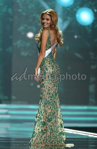 11 May 2017 - Las Vegas, Nevada -  Miss New York, Hannah Lopa.  The 2017 Miss USA Preliminary Competition at Mandalay bay Event Center at Mandalay Bay resort and Casino.  Photo Credit: MJT/AdMedia