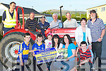 Launching the Cordal Whit Weekend Jamboree which will also have a vintage display in Cordal on Thursday evening was front row l-r: Cathal O'Donoghue, DJ Fealey, Aimee Browne, Paula Browne, Martina O'Donoghue, Ronan Walsh,Nora Fealey and Dan Jones. Back row: Johnny Callaghan, Domo Ciardubhain, John Clifford, Timmy Myers and John Casey
