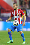 Atletico de Madrid's Koke Resurrecccion during Champions League 2016/2017 Quarter-finals 1st leg match. April 12,2017. (ALTERPHOTOS/Acero)