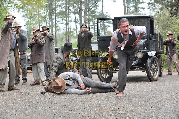 SHIA LABEOUF.in Lawless (2012) .*Filmstill - Editorial Use Only*.CAP/FB.Supplied by Capital Pictures.