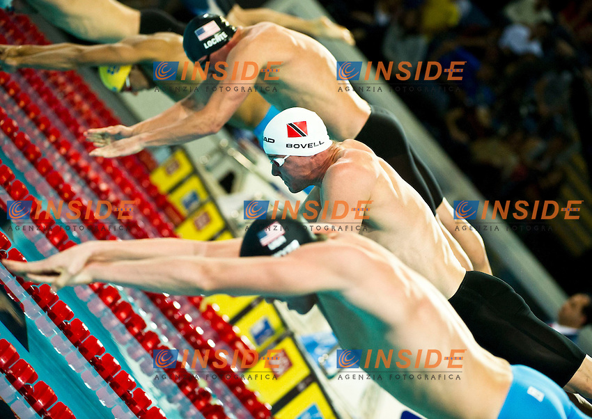 BOVELL III George TRI.Men 100m Individual Medley  semifinal.FINA World Short Course Swimming Championships.Istanbul Turkey 12 - 16 Dec. 2012.Day 04.Photo G.Scala/Deepbluemedia/Inside