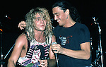 Mike Tramp of White Lion, Stephen Pearcy of Ratt