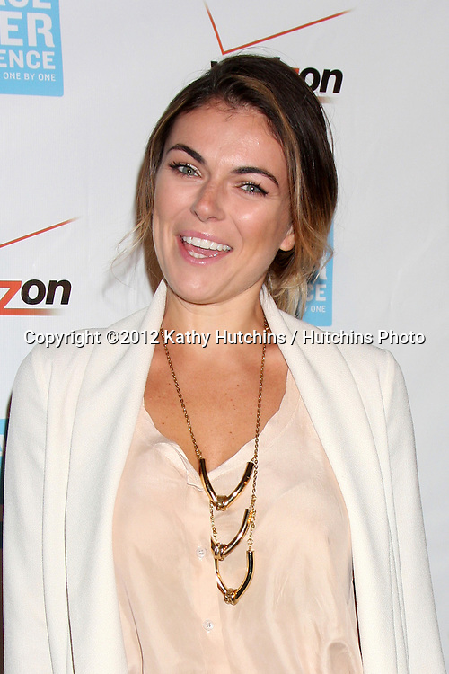 LOS ANGELES - OCT 26:  Serinda Swan arrives at the 41st Annual Peace Over Violence Humanitarian Awards at Beverly Hills Hotel on October 26, 2012 in Beverly Hills, CA