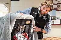 Jeb Cade and Bobcat