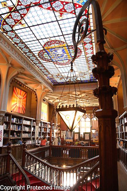 Lello, Bookshop, Porto - Oporto, Portugal