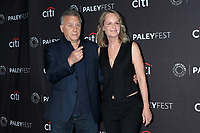 """LOS ANGELES - SEP 7:  Paul Reiser, Helen Hunt at the PaleyFest Fall TV Preview - """"Mad About You"""" at the Paley Center for Media on September 7, 2019 in Beverly Hills, CA"""