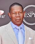 LOS ANGELES, CA - JULY 18: Dennis Haysbert attends the 2018 ESPYS at Microsoft Theater at L.A. Live on July 18, 2018 in Los Angeles, California.