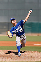Crawford Simmons - Kansas City Royals 2009 Instructional League. .Photo by:  Bill Mitchell/Four Seam Images..