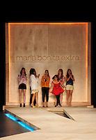 RIO DE JANEIRO, RJ, 24 MAIO 2012  - FASHION RIO - MARIA BONITA - Desfile da grife Maria Bonita durante a 21ª edição do Fashion Rio Verão 2013, realizado no Jockey Club, na Gávea, zona sul do Rio de Janeiro, nesta quinta-feira (24). FOTO: STHEFANIE SARAMAGO - BRAZIL PHOTO PRESS.