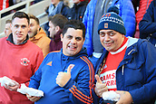 5th November 2017, Riverside Stadium, Middlesbrough, England; EFL Championship football, Middlesbrough versus Sunderland; Middlesbrough fans before the match