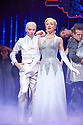 Mathew Bourne's Cinderella. Directed and Choreographed by Matthew Bourne.With Cordelia Braithwaite as Cinderella,Liam Mower as The Angel.Opens at Sadler's Wells Theatre on 19/12/17. EDITORIAL USE ONLY