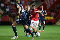 Conor Gallagher of Charlton in action during Charlton Athletic vs Nottingham Forest, Sky Bet EFL Championship Football at The Valley on 21st August 2019