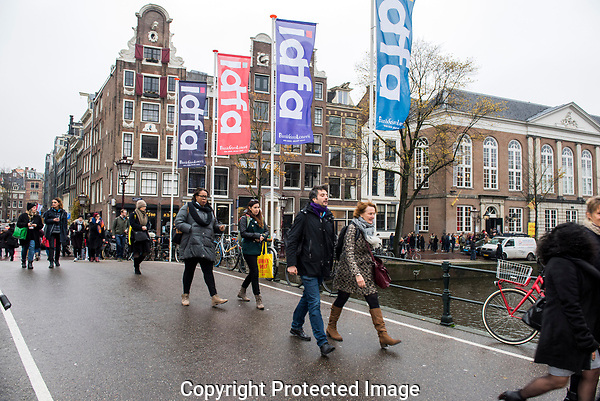 IDFA FORUM <br /> Guests in the streets of Amsterdam