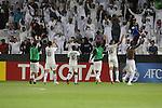 Al Sadd vs Al Hilal during the 2015 AFC Champions League Group C match on March 04, 2015 at the Jassim Bin Hamad Stadium in Doha, Qatar. Photo by Adnan Hajj / World Sport Group