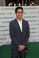 """Suraj Sharma<br /> at the """"Million Dollar Arm"""" World Premiere, El Capitan, Hollywood, CA 05-06-14<br /> David Edwards/Dailyceleb.com 818-249-4998"""