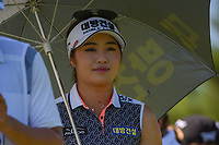Jeong Eun Lee (KOR) waits to tee off on 3 during round 1 of the 2018 KPMG Women's PGA Championship, Kemper Lakes Golf Club, at Kildeer, Illinois, USA. 6/28/2018.<br /> Picture: Golffile | Ken Murray<br /> <br /> All photo usage must carry mandatory copyright credit (&copy; Golffile | Ken Murray)