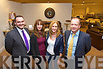 Damien Cremin, Siobhan Brosnan, Helen Byrnes and Neil Fitzgibbon pictured at Fitzgibbon Interiors opening on Friday evening.