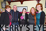 Pictured in Matt McCoy's Bar, Abbeyfeale on Saturday night for the 21st celebrations of Tayla Fonseca. Pictured L-R: Katie Moloney, Alan Dobson, Tayla and Rose Fonseca, Evelyn Murphy, Abbeyfeale.