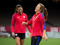 USWNT Training, October 18, 2017