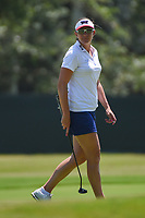 Brittany Lang (USA) looks over the green on 4 during round 1 of the 2019 US Women's Open, Charleston Country Club, Charleston, South Carolina,  USA. 5/30/2019.<br /> Picture: Golffile | Ken Murray<br /> <br /> All photo usage must carry mandatory copyright credit (© Golffile | Ken Murray)