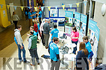 At the IT Tralee  Spring Open Day on Saturday