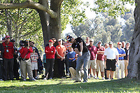 02/17/13 Pacific Palisades, CA: Bill Haas during  the Final Round of the Northern Trust Open held at Riviera Country Club.
