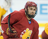 - The Ferris State University Bulldogs practiced on Wednesday, April 4, 2012, during the 2012 Frozen Four at the Tampa Bay Times Forum in Tampa, Florida.