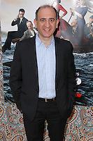 "HOLLYWOOD, LOS ANGELES, CA, USA - MARCH 24: Armando Iannucci at the Los Angeles Premiere Of HBO's ""Veep"" 3rd Season held at Paramount Studios on March 24, 2014 in Hollywood, Los Angeles, California, United States. (Photo by Xavier Collin/Celebrity Monitor)"