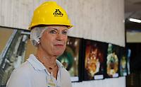 FOZ DO IGUAÇU, PR, 24.10.2019 – DINAMARCA-PRINCESA - Príncesa do Reino da Dinamarca, Benedikte Astrid Ingebord durante visitação a usina hidrelétrica de Itaipu na tarde desta quinta-feira (24) em Foz do Iguaçu (PR). (Foto: Paulo Lisboa/Brazil Photo Press)