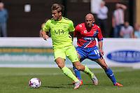 Dagenham & Redbridge vs Southend United 25-07-15
