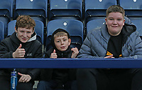 Preston North End fans look forward to the ko<br /> <br /> Photographer Stephen White/CameraSport<br /> <br /> The EFL Sky Bet Championship - Preston North End v Hull City - Wednesday 26th December 2018 - Deepdale Stadium - Preston<br /> <br /> World Copyright &copy; 2018 CameraSport. All rights reserved. 43 Linden Ave. Countesthorpe. Leicester. England. LE8 5PG - Tel: +44 (0) 116 277 4147 - admin@camerasport.com - www.camerasport.com