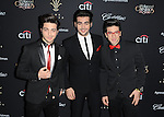 II Volo arriving to The Grove's 11th Annual Christmas Tree Lighting, Los Angeles, Ca. November 17, 2013.