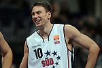 Mannheim 17.01.2009, BBL Team S&uuml;d Konrad Wysocki im Spiel S&uuml;d - Nord beim Basketball All Star Day 2009<br /> <br /> Foto &copy; Rhein-Neckar-Picture *** Foto ist honorarpflichtig! *** Auf Anfrage in h&ouml;herer Qualit&auml;t/Aufl&ouml;sung. Belegexemplar erbeten.