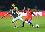 Germany's Sai Khedira fouls England's Danny Rose during the International Friendly match at Olympiastadion.  Photo credit should read: David Klein/Sportimage