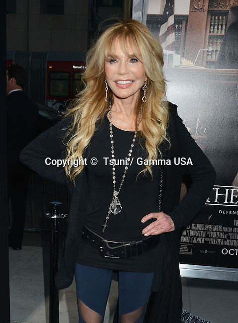 Dyan Cannon 105 at The Judges Premiere at the Academy Of Motion Pictures Arts and Science in Los Angeles.