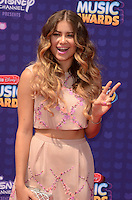 LOS ANGELES - APR 29:  Sofia Reyes at the 2016 Radio Disney Music Awards at the Microsoft Theater on April 29, 2016 in Los Angeles, CA