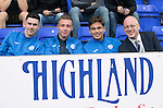 Inverness Caley Thistle v St Johnstone&hellip;27.08.16..  Tulloch Stadium  SPFL<br />Eoghan McCawl, Connor McLaren, Aaron Comrie and Paul Smith<br />Picture by Graeme Hart.<br />Copyright Perthshire Picture Agency<br />Tel: 01738 623350  Mobile: 07990 594431
