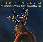 The Kingdom: Wildlife in North America<br /> Photographs by Art Wolfe<br /> Text by Douglas Chadwick<br /> <br /> Published in 1992, this classic wildlife photography tome pairs stimulating essays by renowned naturalist Douglas Chadwick with the luminous photographs of Art Wolfe.<br /> <br /> We have found a limited quantity of shrink-wrapped, never-sold-before books and are now offering them for sale to nature lovers, photography enthusiasts and book collectors.<br /> <br /> Over 100 color photographs<br /> Hardcover<br /> Publisher: Sierra Club Books (December 1992)<br /> Language: English<br /> Product Dimensions: 12.2 x 12 x 1 inches