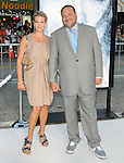 Joel Silver & wife at The Warner Brother Pictures Premiere of Whiteout held at The Mann's Village Theatre in Westwood, California on September 09,2009                                                                                      Copyright 2009 DVS / RockinExposures