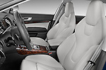 Front seat view of a 2008 - 2013 Audi RS6 5 Door Wagon 4WD.
