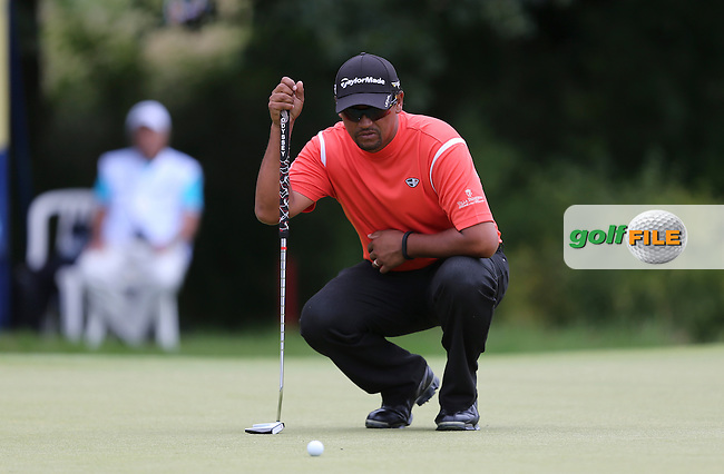 Michael Campbell (NZL) during Round 1 of the Alstom Open de France, at Le Golf National, Versailles, Paris, France. Picture: David Lloyd/www.golffile.ie